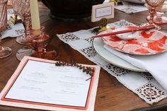 Our TOP 5 Hotlist Pro @Sandy Verkerk Paper Melange featured in Ceremony Magazine Tabletop Inspiration - Sweet Zen.