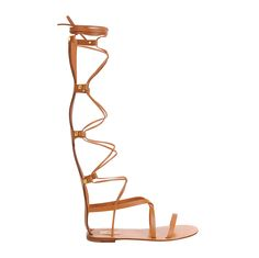 Valentino knee-high flat gladiator sandal, $1,495 bergdorfgoodman.com - Photo: Courtesy of bergdorfgoodman.com