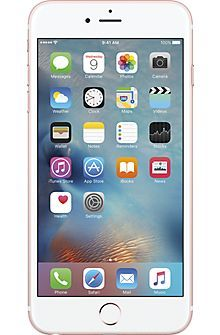 Apple® iPhone® 6s Plus 128GB in Rose Gold