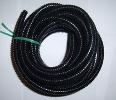 "US-Deals Cars 20 Ft. 1/8"" Split Wire Loom Conduit Polyethylene Tubing Car Audio Installation: $6.97 End Date: Thursday…%#USDeals%"