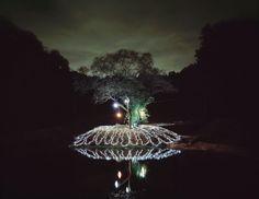 Lee Eunyeol - Light Installations