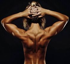 For women to build muscle, it takes a lot of energy and resources. The body is reluctant to make a dramatic change to its current state. You must feed it so it has no choice. Convince your body there's an abundance of food and nutrition ...