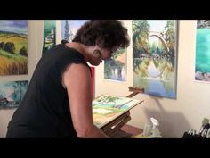 How to paint in watercolors with Maryanne Holmes - YouTube