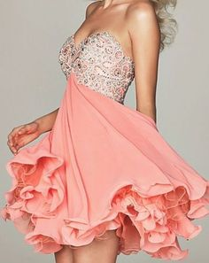 Sequined Homcaming Dress,Chiffon Homecaming Dress,Short Prom Dress