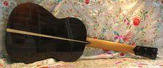 Indian Rosewood back & sides. Flamenco guitar hand made in Spain by Paco Chorobo #flamenco #tailormade #custom #guitar #amedida #surmesure #pacochorobo www.chorobo.com