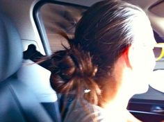 Ponytail Alternatives for the Hottest. Summer. Ever. (wanna try: messy bun and sock bun)