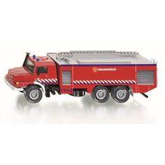 Siku 2109 Brandweerwagen SIKU