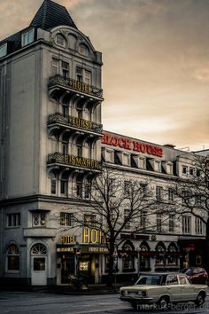 hotel bismarck by Markus Berger on 500px