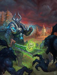 World of Warcraft, Konstantin Turovec on ArtStation at https://www.artstation.com/artwork/oEqZW