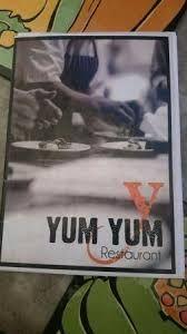 Image result for yum yum restaurant Yum Yum, Restaurant, Baseball Cards, Image, Restaurants, Dining Room