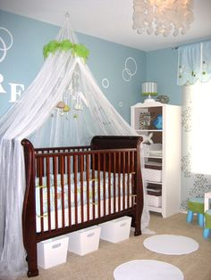 Modern Under The Sea Nursery (1 of 4)