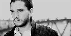 kit harington — This is something that I kind of can't get on...