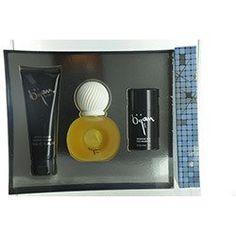 Bijan Gift Set 25 oz Eau De Toilette Spray Plus 33 oz After Shave Balm Plus 25 oz Deodorant Stick for Men *** Want to know more, click on the image.