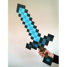 Gerçek Minecraft Kılıcı - Minecraft Sword 49,00 TL 5, 44 TL  x 9 taksit