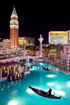 The Venetian Las Vegas Awesome location on the strip.
