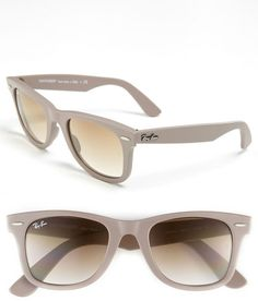 Ray-ban Gray Classic Wayfarer 50mm Sunglasses