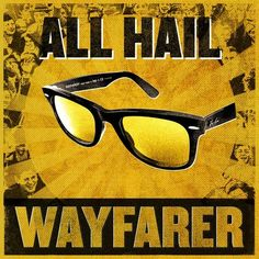 You've spoken. And were loud and clear. Now give a warm welcome to your new Amber-representative, the #Wayfarer. Coming soon to www.ray-ban.com
