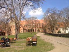 Kloster Chorin Kirchen, Bunt, Dolores Park, Travel, Small Entry, Brandenburg, Tourism, Road Trip Destinations, Hiking