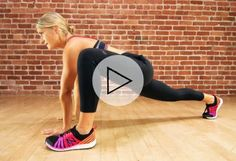 A Cardio Core Workout Way Better Than the Treadmill + Sit-Ups
