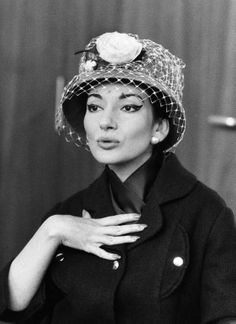 Maria Callas, Commendatore OMRI (Greek: Μαρία Κάλλας; December 2, 1923 – September 16, 1977) was an American-born Greek soprano and one of the most renowned and influential opera singers of the 20th century. Critics praised her bel canto technique, wide-ranging voice and dramatic gifts. Her repertoire ranged from classical opera seria to the bel canto operas. Her musical and dramatic talents led to her being hailed as La Divina.