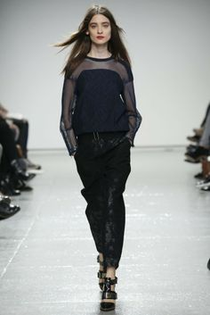 Rebecca Taylor RTW Fall 2014 - Slideshow - Runway, Fashion Week, Fashion Shows, Reviews and Fashion Images - WWD.com