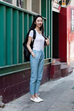 On the street... Baek Jinju Busan ~ echeveau