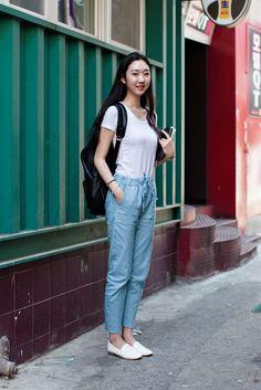 On the street... Baek Jinju Busan ~ echeveau