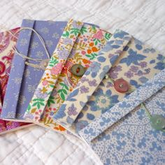 Floral  Notebook - Kate Bowles