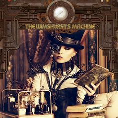 The Wimshurst's Machine | The Experiment | CD Baby Music Store