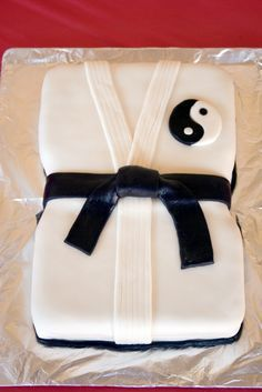 Cakes by Nicola: Karate Ghi Cake