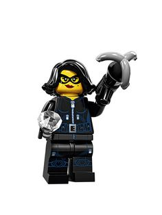 Want: [_] JEWEL THIEF | LEGO® Minifigures Series 15