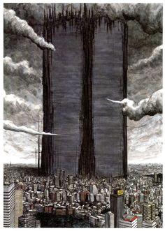 Tsutomu Nihei: Megastructure