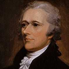 Alexander Hamilton was born circa January 11, 1755 or 1757 (the exact date is unknown), on the island of Nevis, British West Indies. In 1777, Hamilton became General George Washington's assistant. In 1788, he convinced New Yorkers to agree to ratify the U.S Constitution. He then served as the nation's first secretary of the treasury, from 1789 to 1795. On July 12, 1804, in New York City, Hamilton died of a gunshot wound that he sustained during a duel with Aaron Burr.