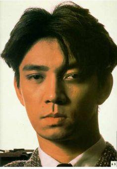Young Ryuichi sakamoto