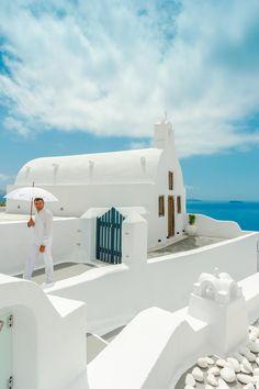 #Santorini , #Greece