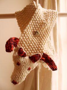 Ravelry: Faux Fox Fur Scarf pattern by Zoe Woods  free pattern