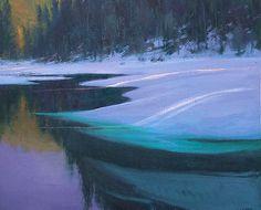 129 Best Ian Roberts Paintings Images Landscape