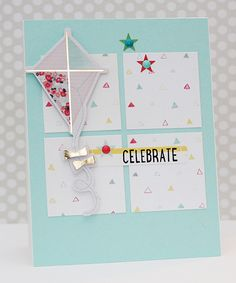 Clean and Simple August Cards @Gossamer Blue By: Stephanie Howell