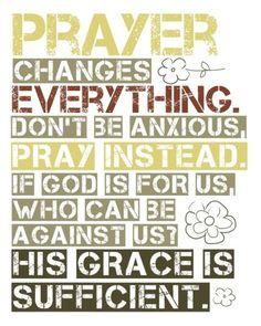 prayer.