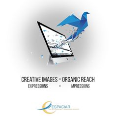 Creatives/ images play a vital in promoting a business on various social media platforms. We can say-sc Expressions(Creatives)= Impressions(Organic Reach). To reach your targeted audience contact us for creatice with social media marketing campaign. Call us @9021775096    #creatives #expressions #images #promotion #branding #organicreach #targetedaudience #onlinepromotion #socialmediamarketing #punekars #puneri #Espaciar Pune, Maharashtra Social Media Marketing, Digital Marketing, Pune, Platforms, Promotion, Ted, Campaign, Branding, Organic