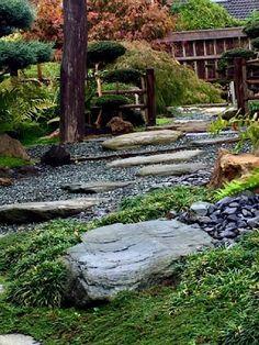 Jardin d'arts et d'essais: Jardin de style de style Asiatique par Esprit Zen