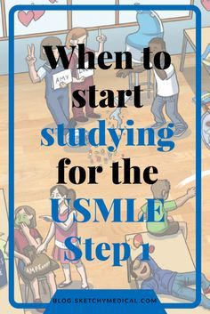 when to start studying for usmle step 1