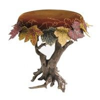 Sycamore Enchantment Stool