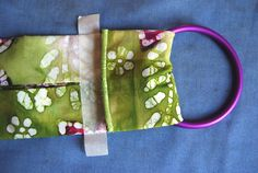 Midwife Scale Sling Tutorial - my midwife was so awesome, I feel compelled to make her something