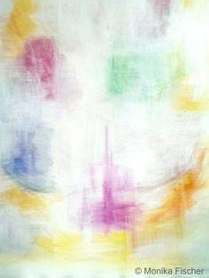 Seelenfrequenz   -   Acryl auf Leinwand   -   50 x 60 cm   -   UNVERKÄUFLICH