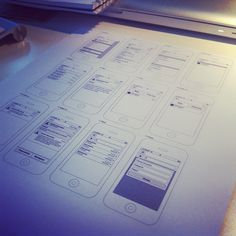 App UI Sketch