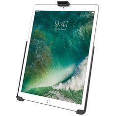 8e124f63acb Details about RAM-HOL-AP22U RAM Mounts EZ-Roll r™ Cradle for the Apple iPad  Pro 10.5 W O CASE