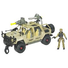 It's time for G.I. Joe to track down Cobra! Description from entertainmentearth.com. I searched for this on bing.com/images