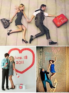 Cute save the date photo idea Wedding 2015, Dream Wedding, Wedding Ideas, Wedding Stuff, Prenup Photos Ideas, Picture Ideas, Save The Date Pictures, Pre Wedding Photoshoot, Photoshoot Ideas