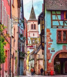 Riquewhir is a town in eastern Alsace, France.